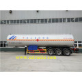 59.5 CBM 25 TON Propane Transport Trailers