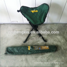 Portable Steel Tube Folding Camping Fishing Chairs
