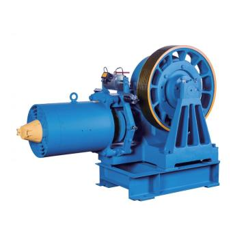 Geared Traction Machine-YJ240