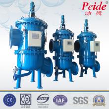 Industrielle Rückspülung Wasserfilter Wasseraufbereitung Automatisierungssystem