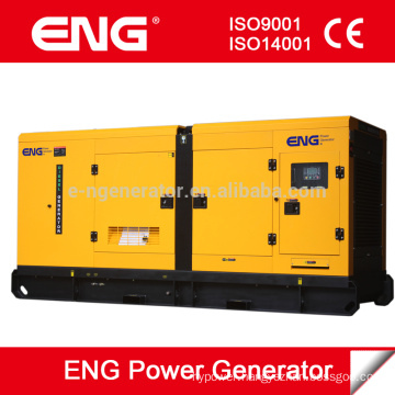 electrical equipment soundproof generator 145kw with Cummins diesel engine