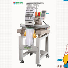 One Head 12 Languages High Speed Single Head Embroidery Machine