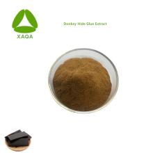 Suplemento nutricional Polvo de extracto de gelatina de piel de burro