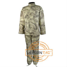 Combat uniform SGS, ISO standard
