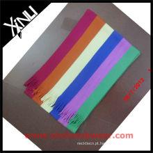 Padrão de lenço de cashmere de malha de moda
