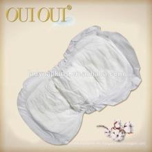 Almohadillas de maternidad de señoras desechables súper absorbentes mejor marca después del nacimiento