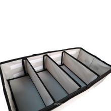 Long Movable Velcro Shoe Box