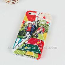 3D Dye Sublimation Phone Case für IP5