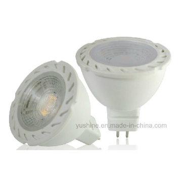 Светодиодный прожектор COB GU5.3 с 5W 7W