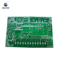 placa de circuito impresso de face única