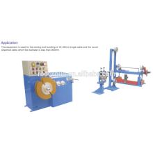 Automatische Einkreismaschine des Mittelteilkabels