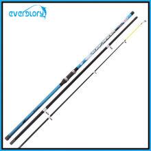 Blaues 3PCS Brandungs-Rod-Angelgerät mit gutem Preis