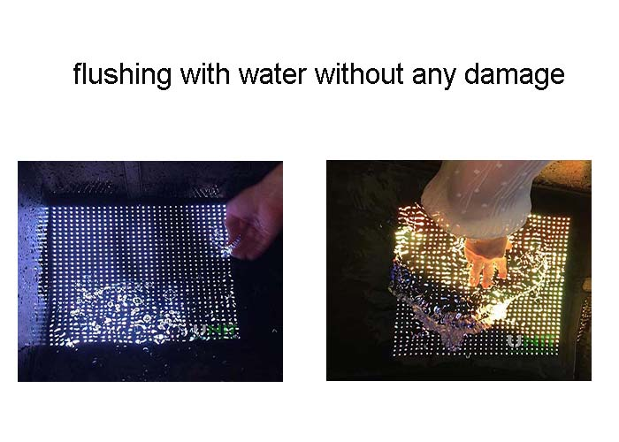 Water proof full color led display