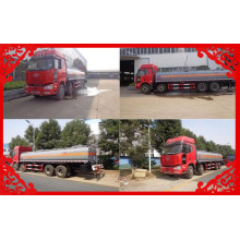 350HP 8X4 25000L Oil Tank Truck for Sale
