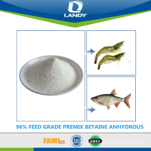 96% FEED GRADE PREMIX BETAINE ANHYDROUS