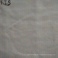 100% Baumwolle Popeline Garn gefärbt Stoff Rlsc50-27