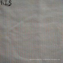 Tela teñida hilado 100% del popelín de algodón Rlsc50-27