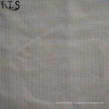 100% Cotton Poplin Yarn Dyed Fabric Rlsc50-27