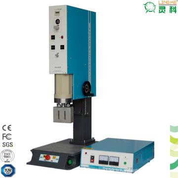Soudeur à ultrasons en plastique pour PP, PC, ABS Soudage