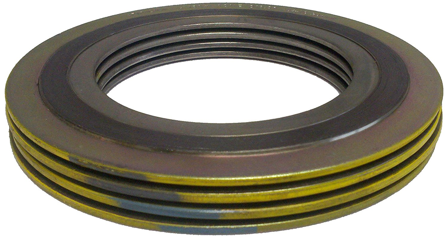 Flexible Graphite Spiral Wound Gasket with Ss316 Ss304 2""