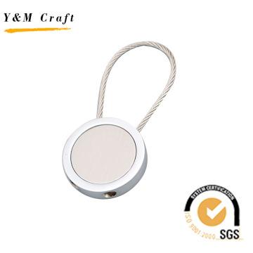 Брелок круговой металла Брелок для подарка (Y03370)