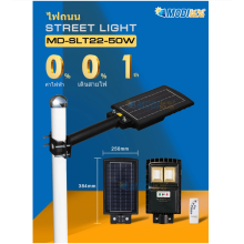 Solar Lights with storage capacity of the battery