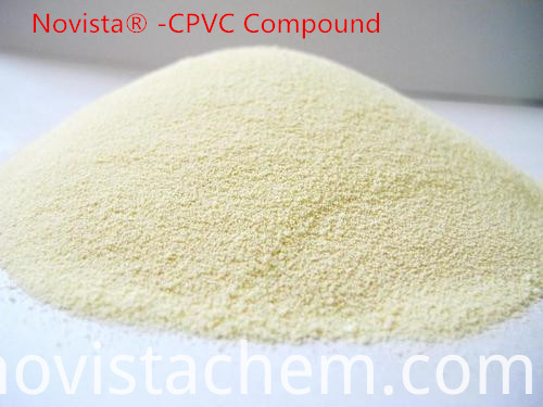Cpvc Compound Pipe