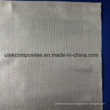Mais de 96% de dióxido de silício 240GSM tecido de fibra de vidro