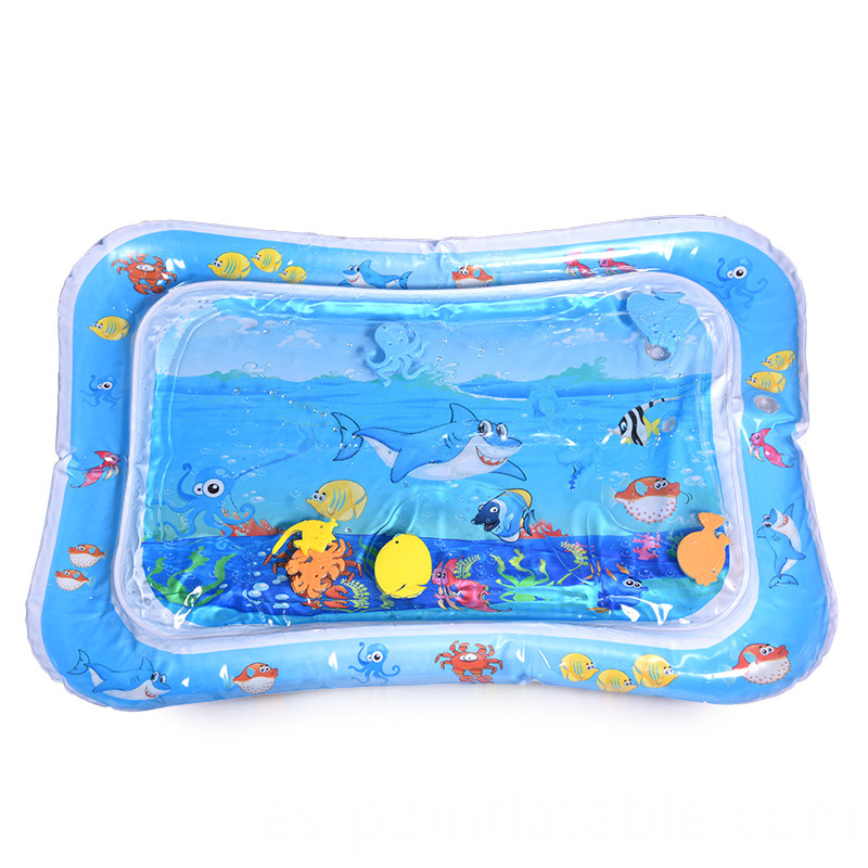 Water Play Tummy Time Mat