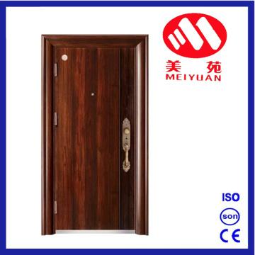 2017 neue Design Stahl Sicherheit Eingang Metall Tür My-F23