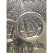 A gaiola do saco de filtro cumpre com o saco de filtro para o central eléctrica da planta do cimento