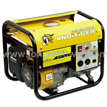 1kVA Four-Stroke Power Petrol Generator with Double Frame