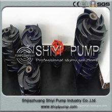 Pompe centrifuge de boue de polyuréthane fournisseur