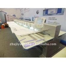 Вышивальная машина с вышивкой из синели YUEHONG