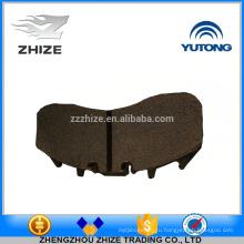 Китай экс заводская цена поставщика шина запасная часть 3501-01947 передние тормозные накладки в сборе для ZK6129HCA Ютонг