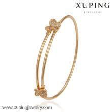 51384- bijoux à la mode d'or de femmes de Xuping Trendy avec la forme de papillon