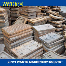 Hot Sale High Quality Jaw Crusher Plates Price for Sale with Full Service