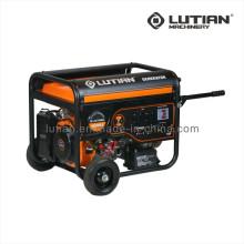 3.2-6кВт бензин генератор набор с ручкой и 8′ колесо