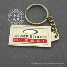 Schlüsselanhänger mit Sonderzeichen, Rechteck Schlüssel Zubehör (GZHY-KA-042)
