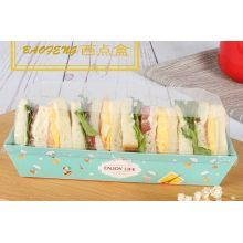 Kundenspezifische bedruckte Portable Hochwertige Luxus Kreative Mini Kuchen Boxen