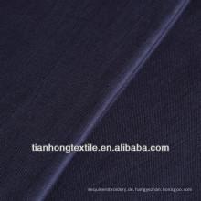 Cotton Cord Spandex Stoff gefärbt
