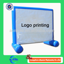 inflatable billboard inflatable movie screen for sale customized color advertising billboard for sale