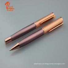 Top qualidade promocional Gift Pen Professional Customized Logo Caneta