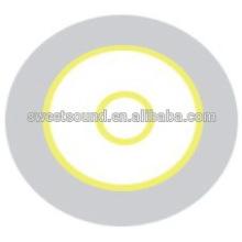 Guangdong usine alarme piezo céramique disque 3.0khz 35mm piézo-diaphragme