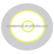 Guangdong завод сигнализации пьезо керамический диск 3,0khz 35 мм пьезодиафрагма