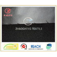 600d Poly Oxford PVC/PU Coated Vest Fabric (ZCVF002)
