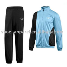 Mens WANAX Soccer Tracksuit 100% polyester tricot