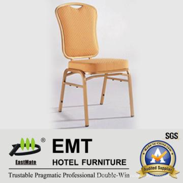 Удобная ткань с крепким металлическим каркасом Банкетный стул (EMT-512)