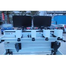 Máquina de montaje de placa Flexo Zb 1200 mm