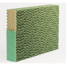 Evaporative Cooling Pad for Cooling System (Greenhouse, Poultry Farm)